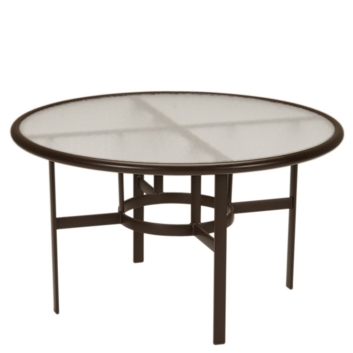 dining table round acrylic dining table