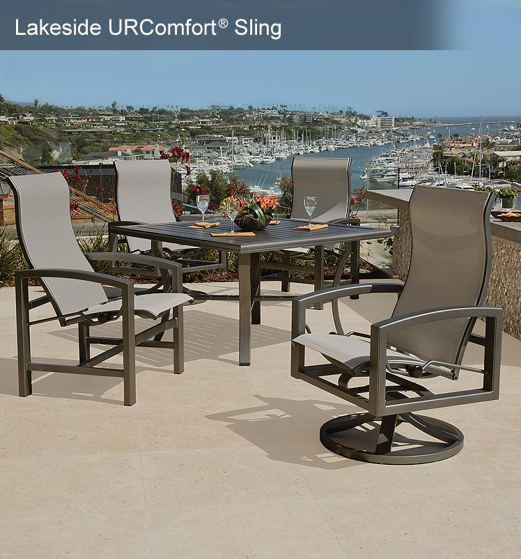 Tropitone 174 Outdoor Patio Furniture
