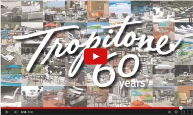 Tropitone Furniture Co Inc Joins The Brown Jordan International Portfolio