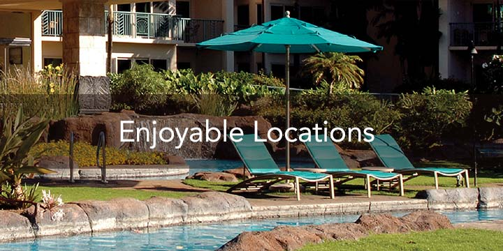enjoyable locations commercial contract