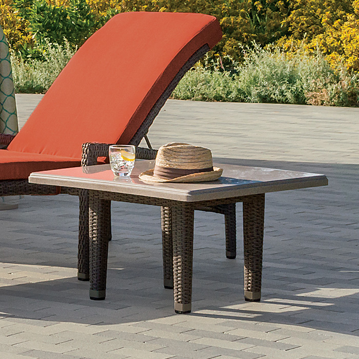 patio outdoor table tops - Table Tops - Faux Granite Faux Tops Tropitone