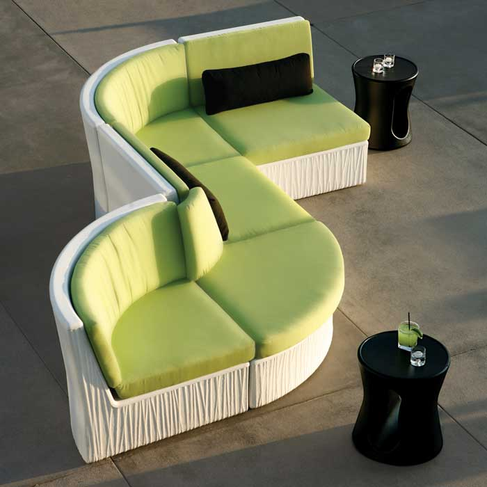 Modern Outdoor Furniture Tropitone