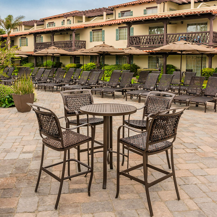 Palladian Woven Woven Patio Furniture
