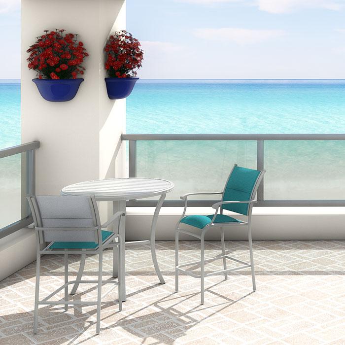 Sorrento Padded Sling Residential Amp Commercial Furniture