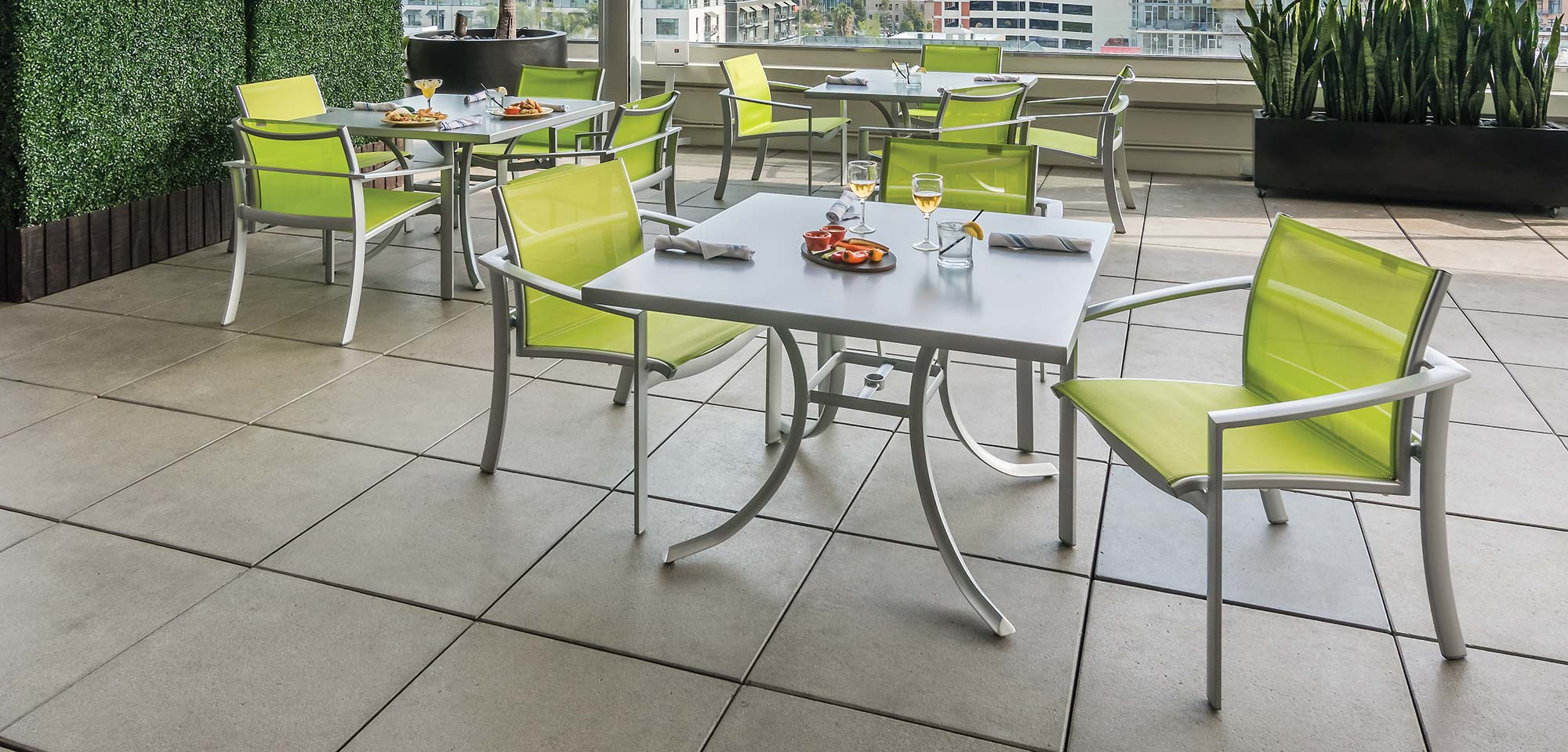 Materials Used For Modern Patio Furniture