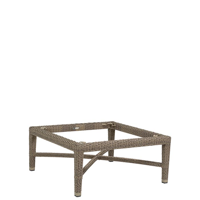 Evo Woven Coffee Table Base