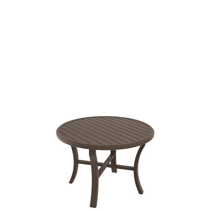 Banchetto 42 Round Dining Table Tropitone