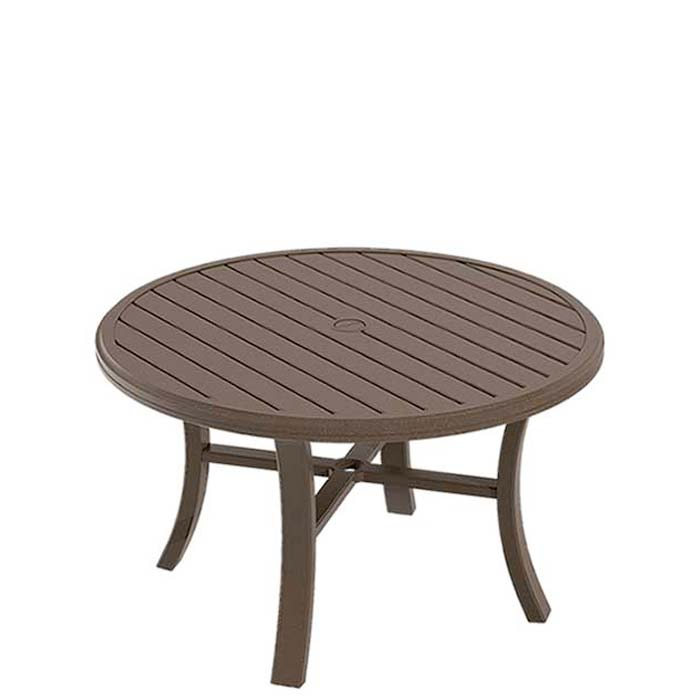 Banchetto 54quot Round KD Counter Umbrella Table Tropitone : 401186u banchetto round counter table0 from www.tropitone.com size 700 x 700 jpeg 24kB