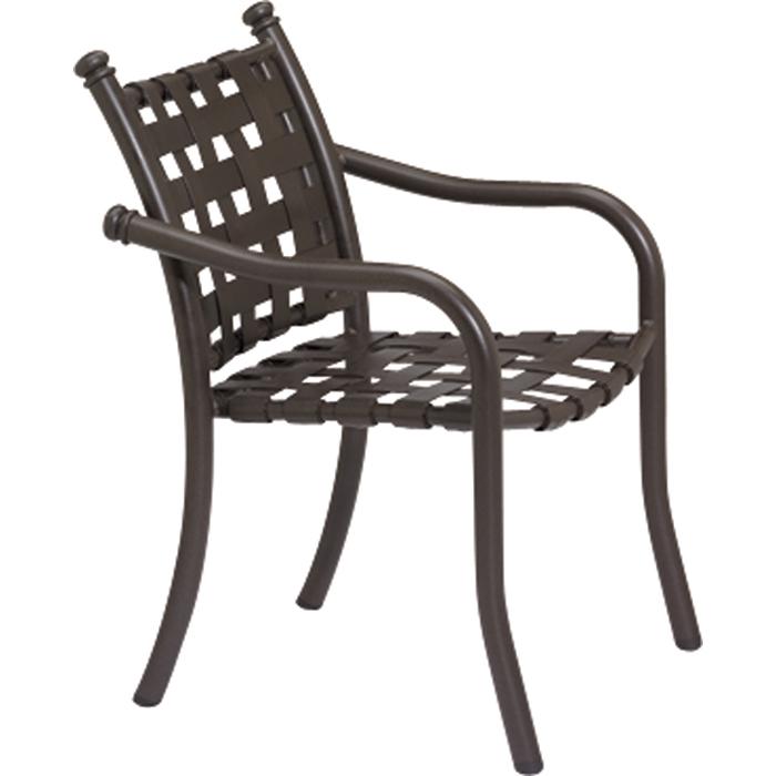 La Scala Strap Dining Chair Tropitone