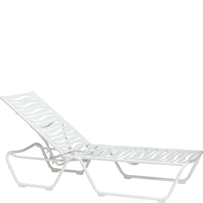 Millennia EZ SPAN™ Chaise Lounge Wave Segment  sc 1 st  Tropitone : tropitone chaise lounge - Sectionals, Sofas & Couches