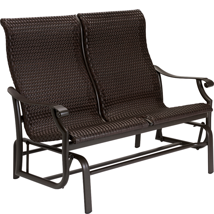 Attractive Montreux Woven Double Glider