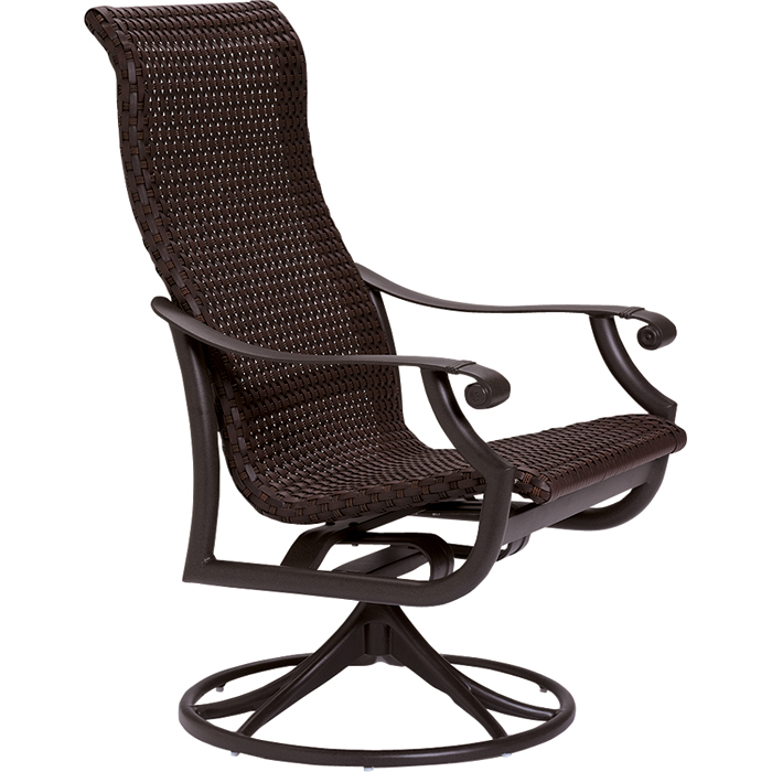 Attractive Montreux Woven Swivel Rocker