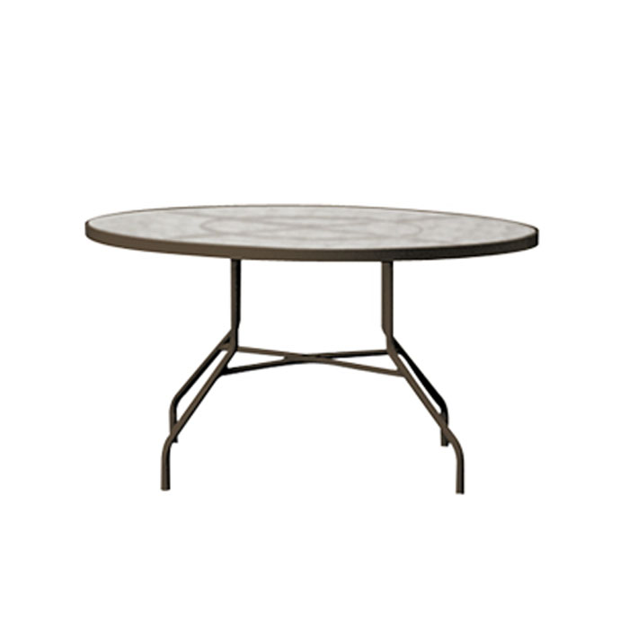 Round Dining Table 646n Aluminum Patio Tables 82