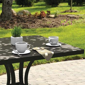 aluminum outdoor tables