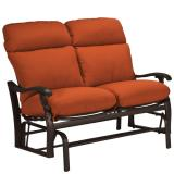 deep seating outdoor double glider