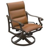 Montreux Padded Sling Swivel Rocker Lounger