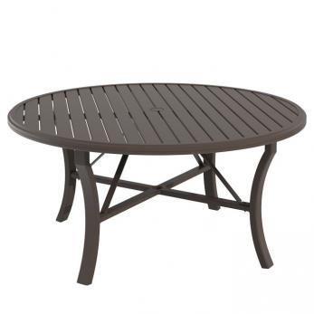Banchetto 60 Round Kd Dining Umbrella, 60 Round Outdoor Dining Table