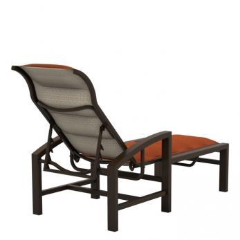 Lakeside Padded Chaise Lounge Tropitone