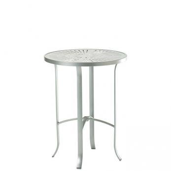 """La'Stratta 30"""" Round Bar Table"""