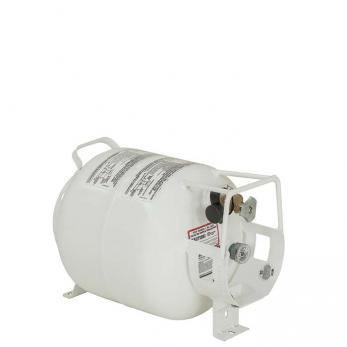 20 Lb Horizontal Liquid Propane Tank Tropitone