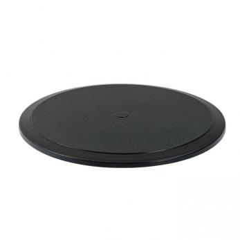 round umbrella hole patio table top