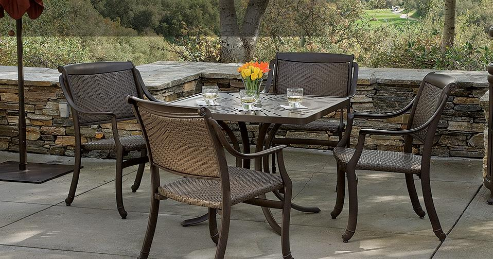Belmar Furniture Collection Tropitone Outdoor Furniture