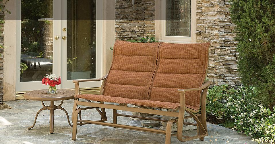 Corsica Lightweight Patio Furniture Tropitone