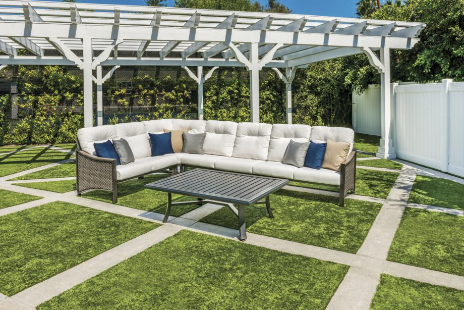 Irvine Ca July 10 2017 Tropitone Furniture Company Inc Announced Today The Official Launch Of Brazo S Newest Residential Seating Group