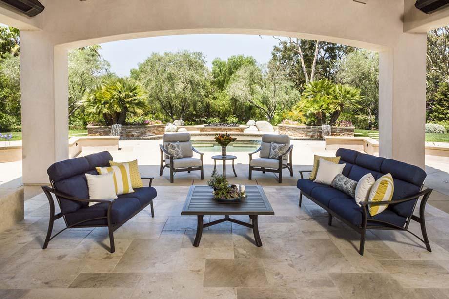 Tropitone Introduces New Corsica Cushion Models New Furniture