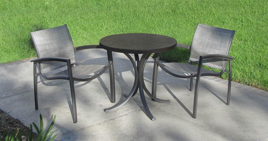 Irvine, CA U2013 March 23, 2015 U2013Tropitone® Sabia Is The Newest Collection Of  Stoneworks® Table Tops From Tropitone Furniture Company, Inc. Designed For  The ...
