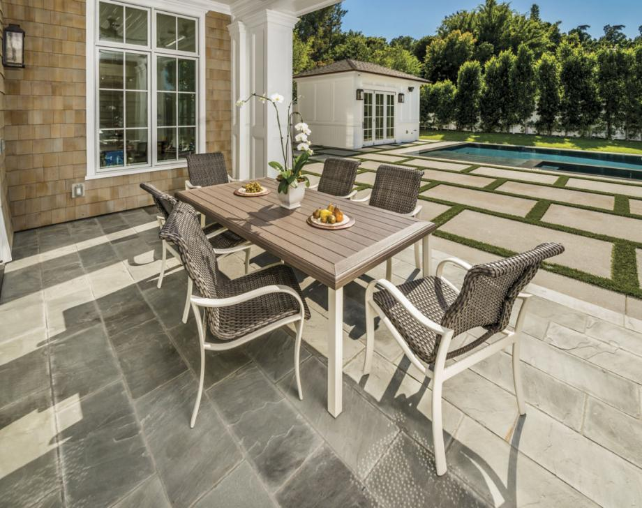 Good TROPITONE INTRODUCES NEW TABLE TOP AND BASE, MADERA